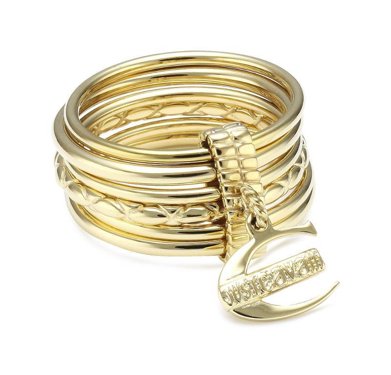 online store e3340 f7986 Anello Infinity SCHX06014 Just Cavalli SCHX06014 - Anelli ...